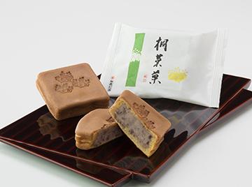 桐葉菓(とうようか)