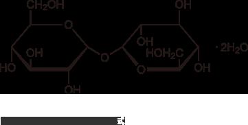 トレハ_構造式