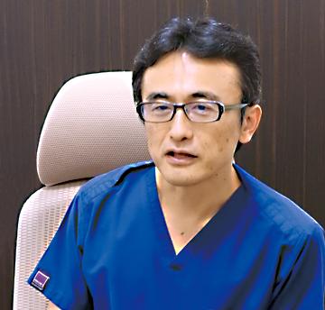 医学博士 すぎおかクリニック 理事長 杉岡充爾 先生
